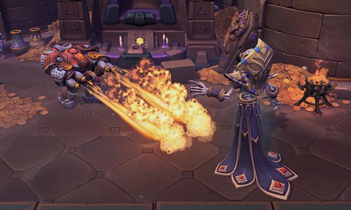 《风暴英雄》新英雄布雷泽更新上线 新版本防御塔强化