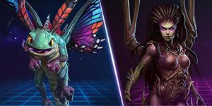 SmX和Bl3kitny评论新版光明之翼和凯瑞甘